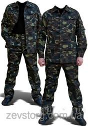 Форма военная Дубок