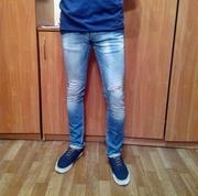 Мужские джинсы Jack&Jones Zara H&M Levis мужская одежда штаны Asos Top