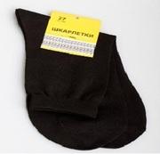 Носки Шкарпетки чол. Classic чор. 12002