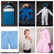 Детская одежда ОПТ Campusse! Высокое качество - доступная цена