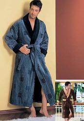 Мужской махровый халат Nusa