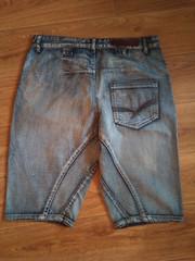 очень классные и удобные шорты джинс мужские shine