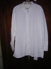 Рубашки белые военные к парадной форме