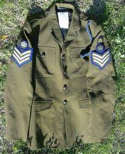 Мундир стафф-сержанта Британской армии (китель+брюки)_Торг!