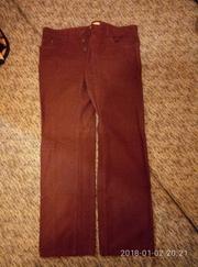 джинсы мужские noarth coast цвет бордо